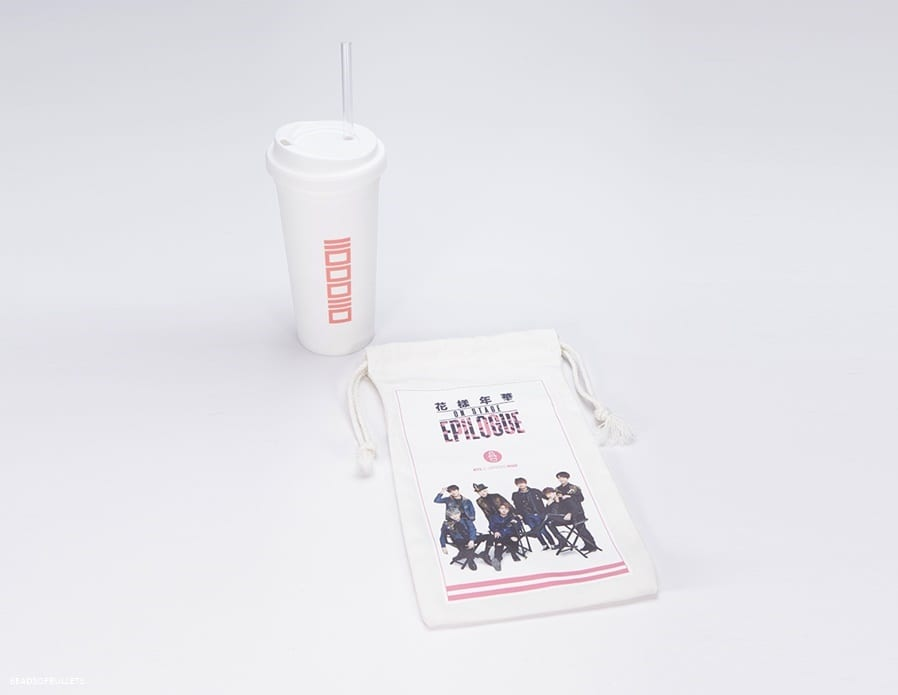 BTS HYYH On Stage Epilogue Official Concert Merchandise ...