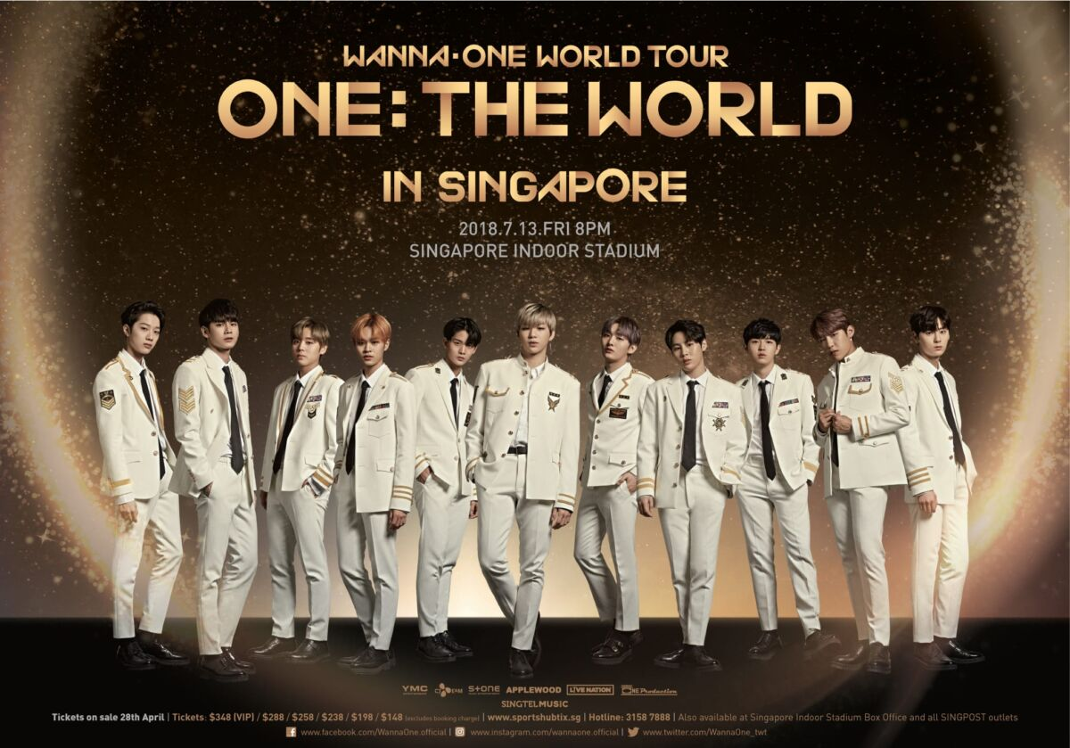 tickets to singapore