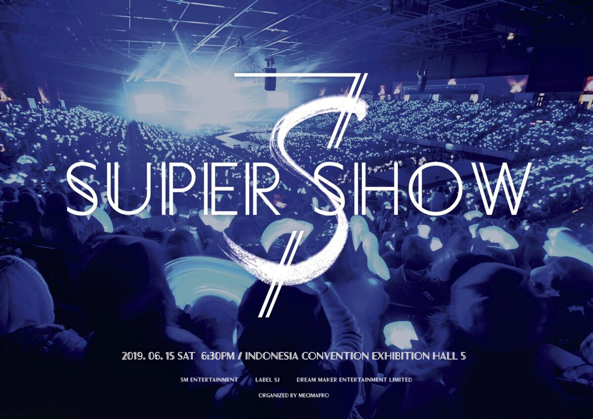 UPCOMING EVENT] Super Junior to hold Super Show 7S in